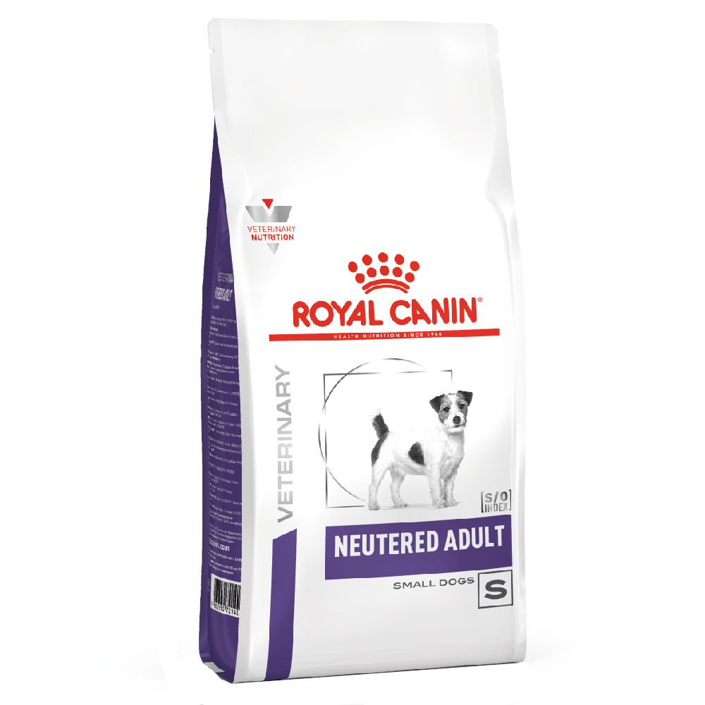 Royal Canin Veterinary Neutered Adult Small Dog - 8kg