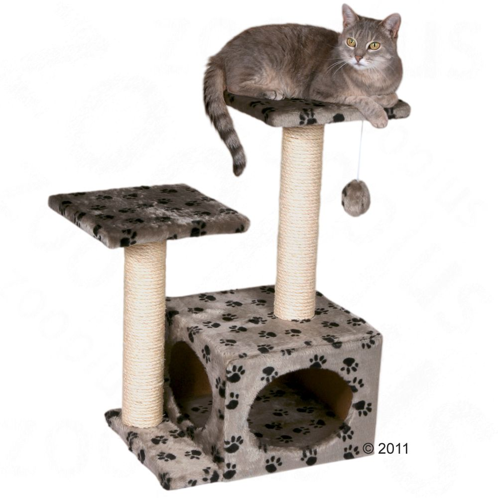 Trixie Valencia drapak dla kota - Dł. x szer. x wys.: 44 x 33 x 71 cm