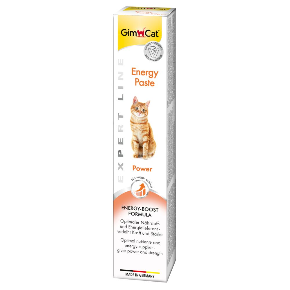GimCat Energy Paste - 50 g