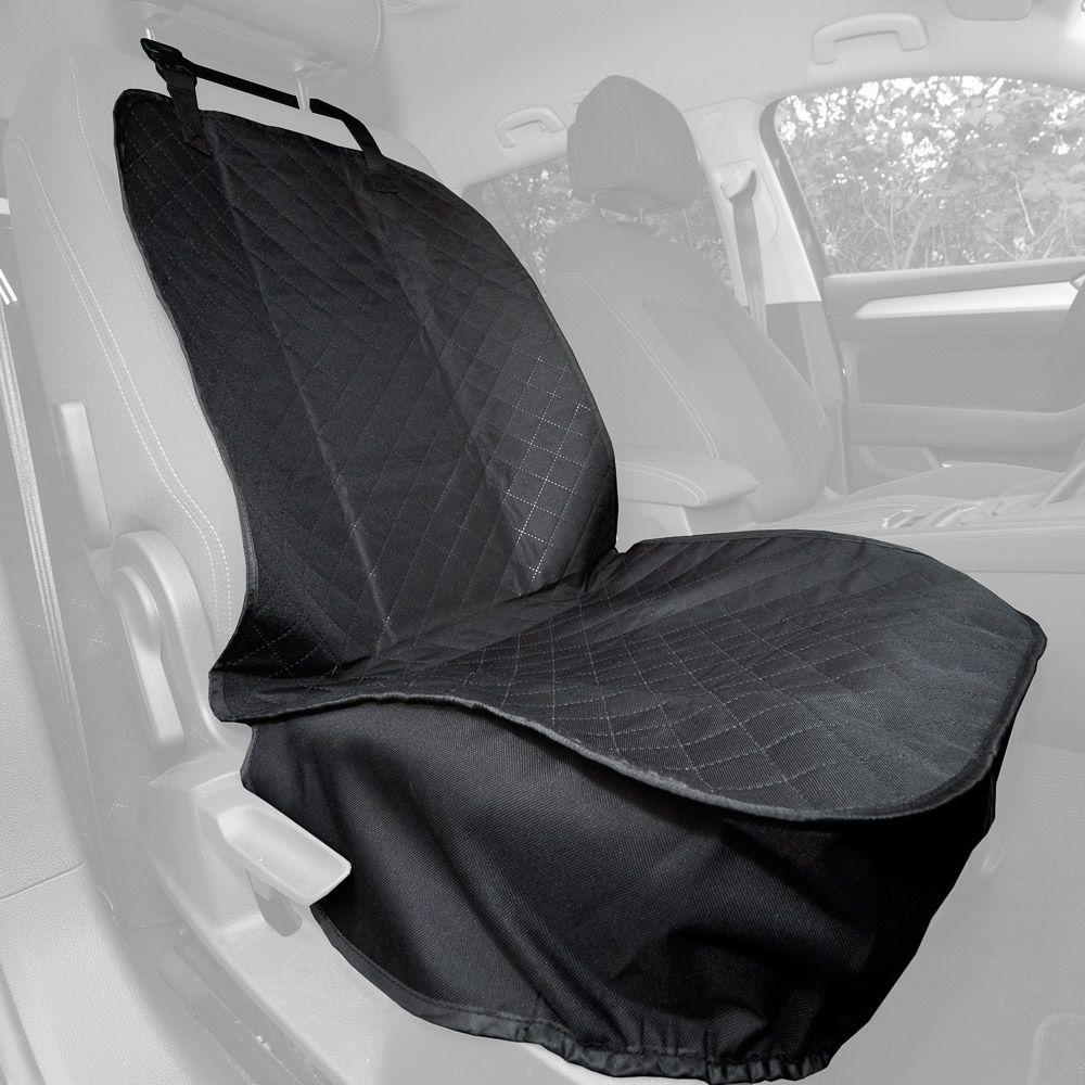 Seat Guard sätesskydd för framsätet - L 110 x B 50 cm