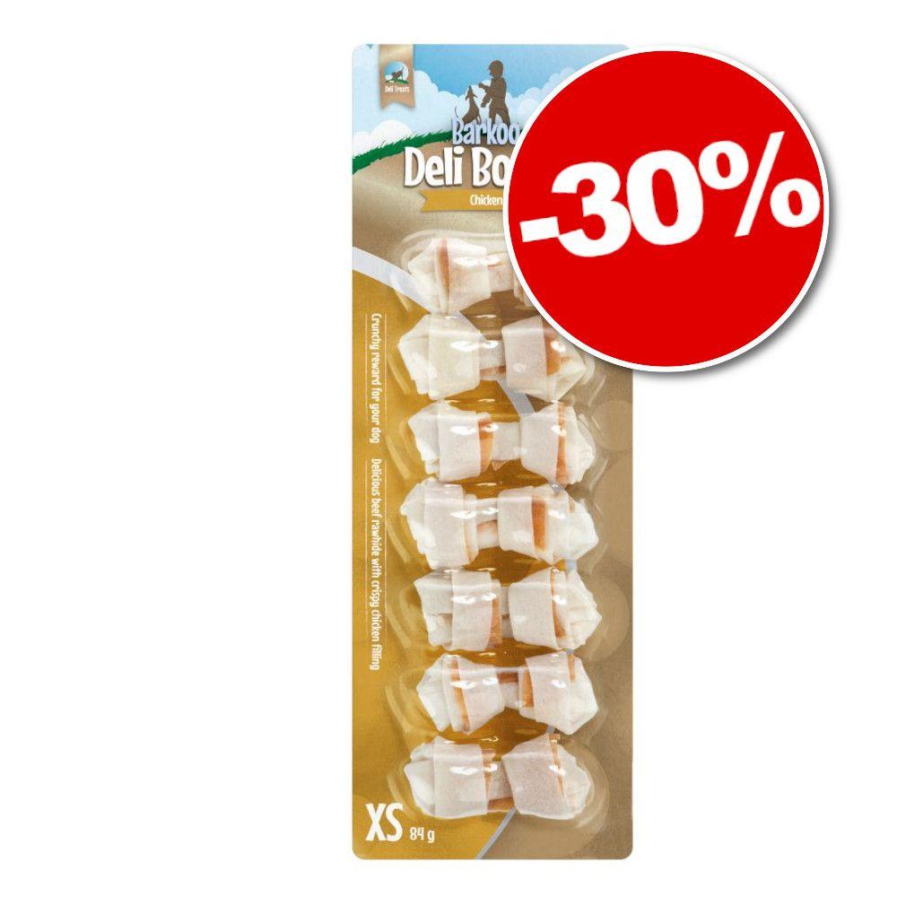 Barkoo Deli Snacks : 30 % de remise ! - Deli Bones Dental XS, 84 g