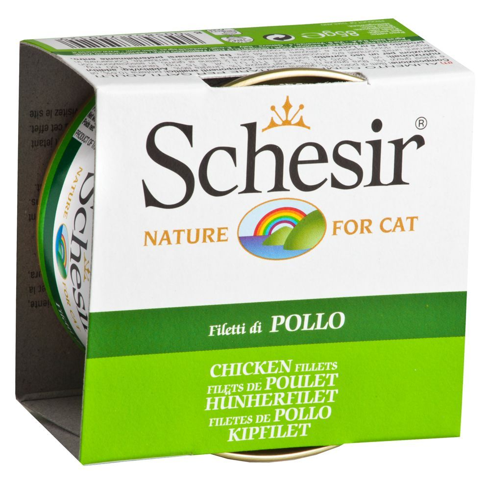 Schesir in Jelly Saver Pack 24 x 85g