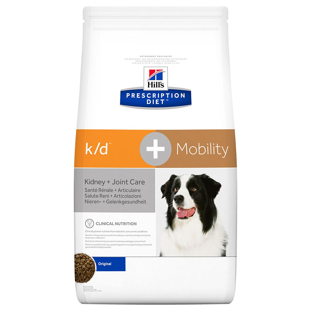 Mobility Kidney + Joint Hill's Prescription Diet Dry Dog Food