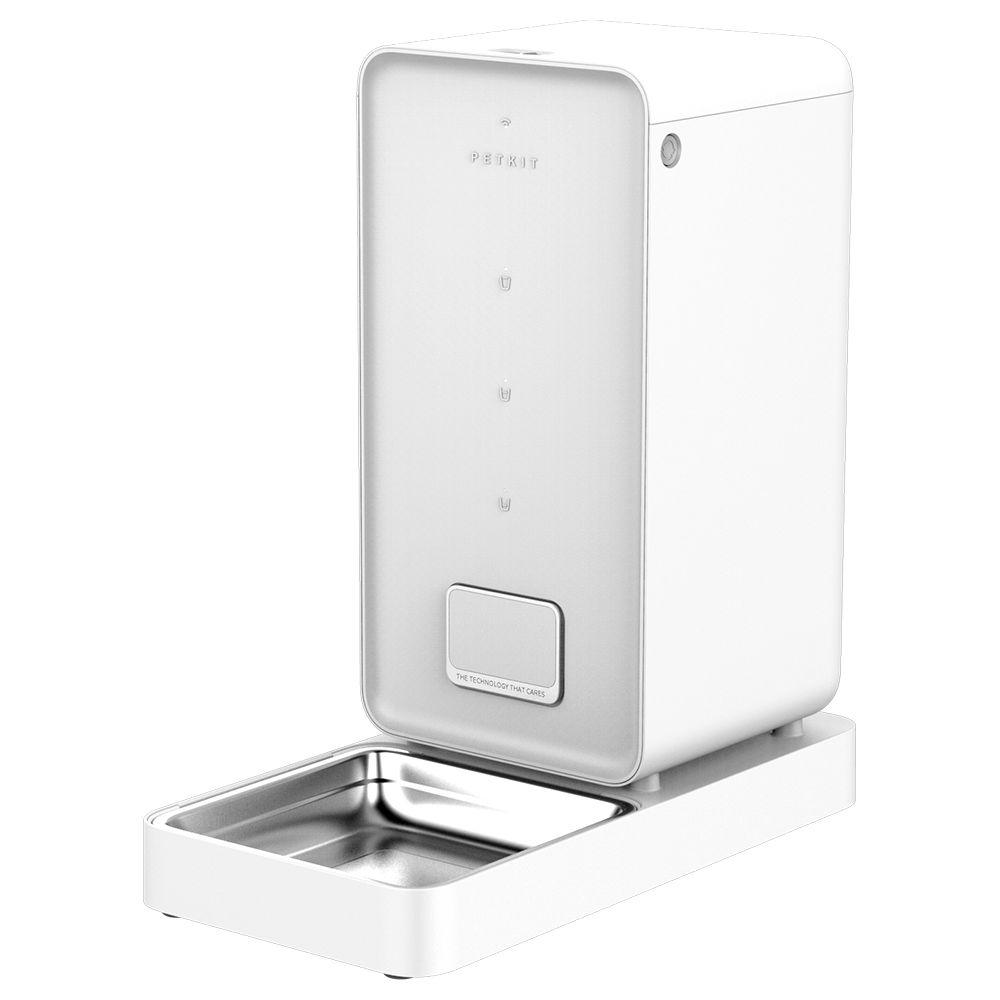 Petkit Element-Smart Futterautomat - 5,9 l weiß