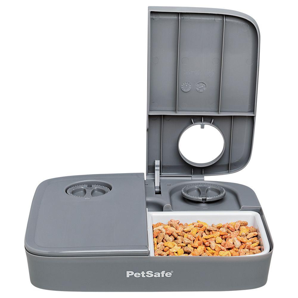 PetSafe® foderautomat för 2 måltider - 2 x 355 ml