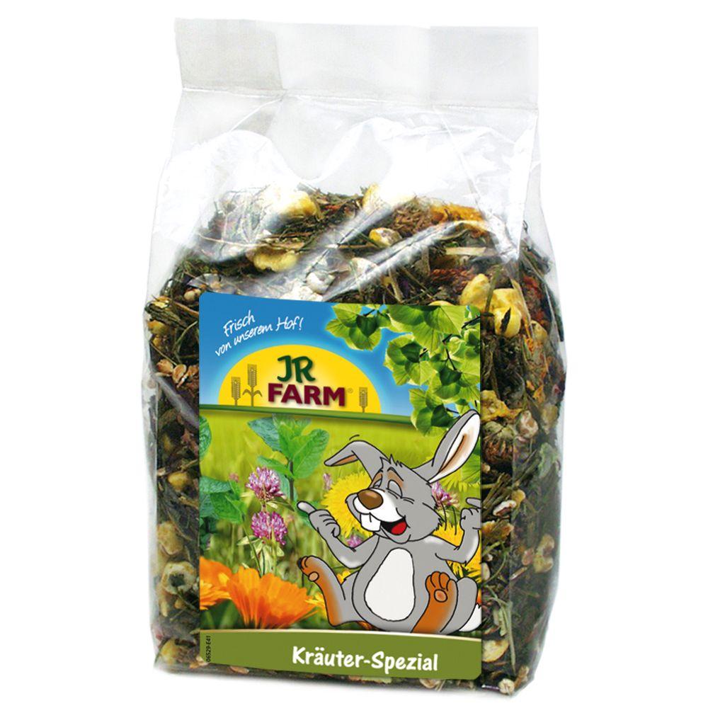 JR Farm Spécial Herbes pour rongeur et lapin - 500 g