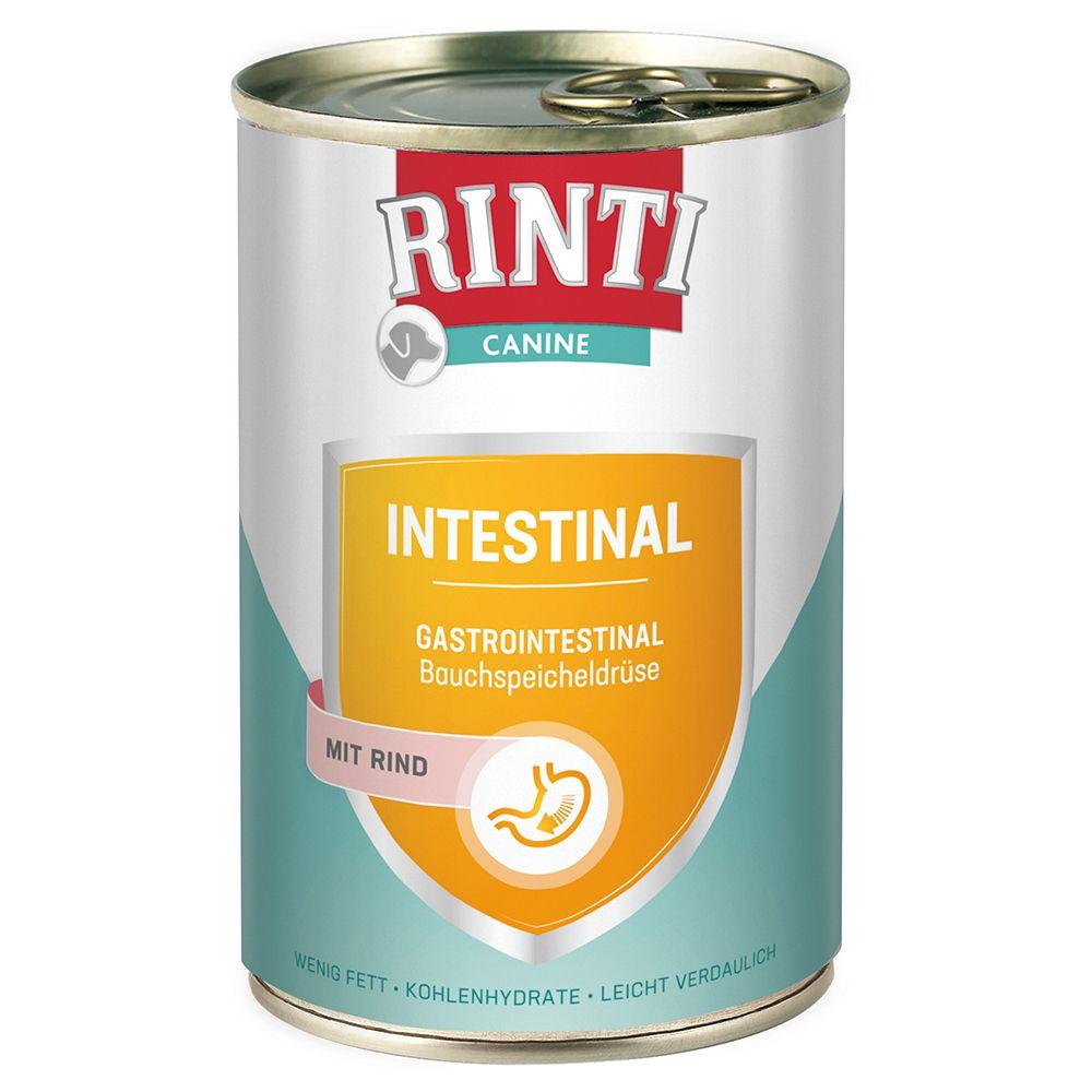 RINTI Canine Intestinal Beef 400 g - 12 x 400 g