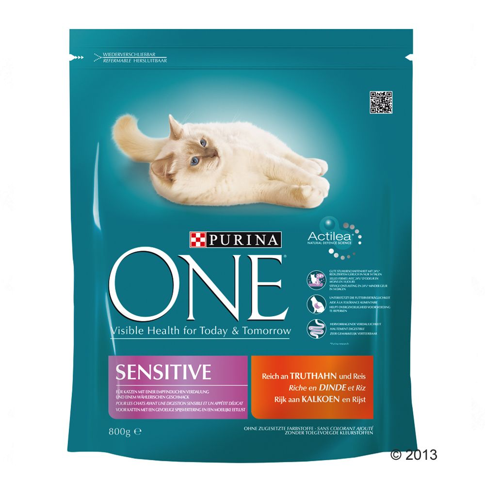 Purina ONE Sensitive - 800 g