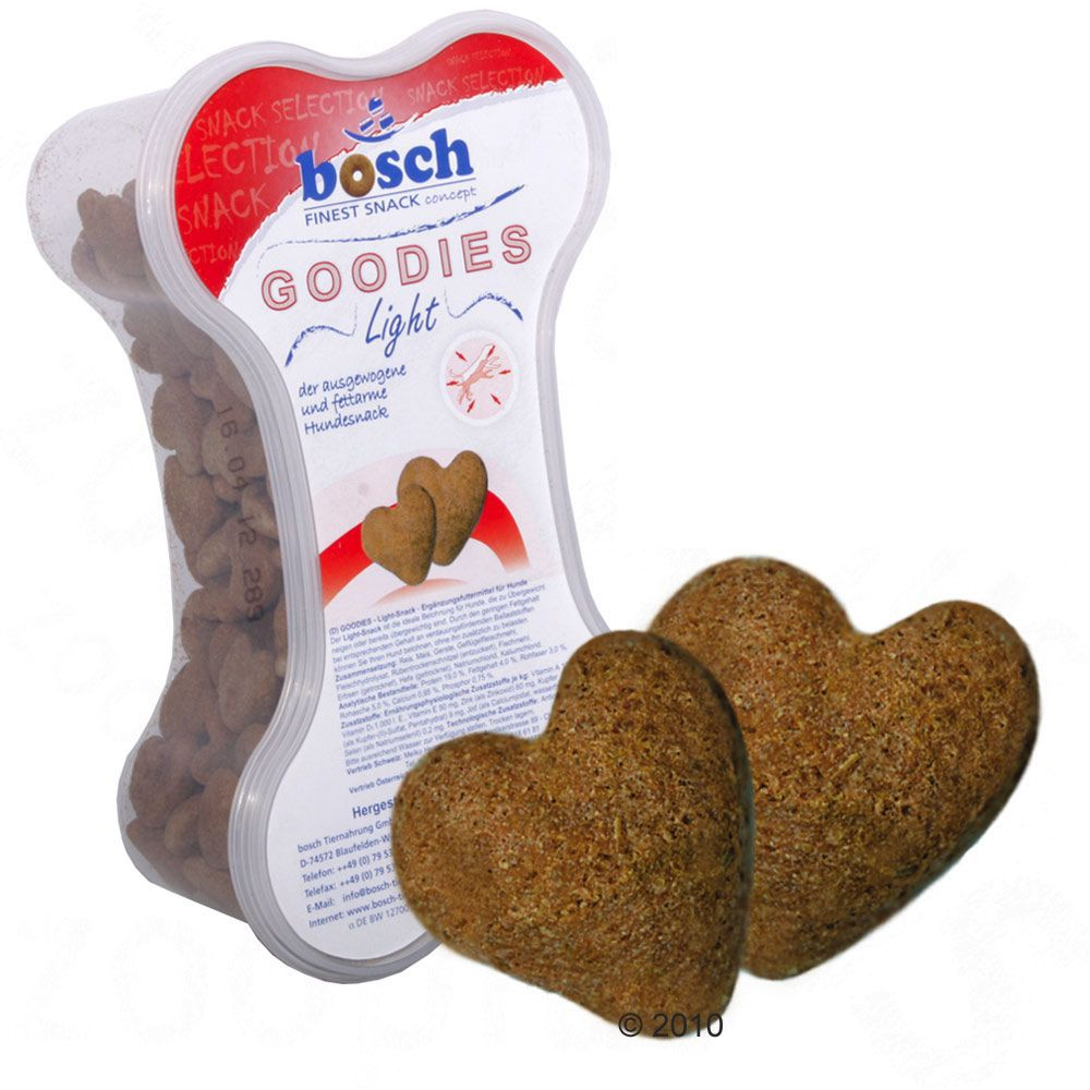 Image of bosch Goodies Light Hundesnack - 3 x 450 g