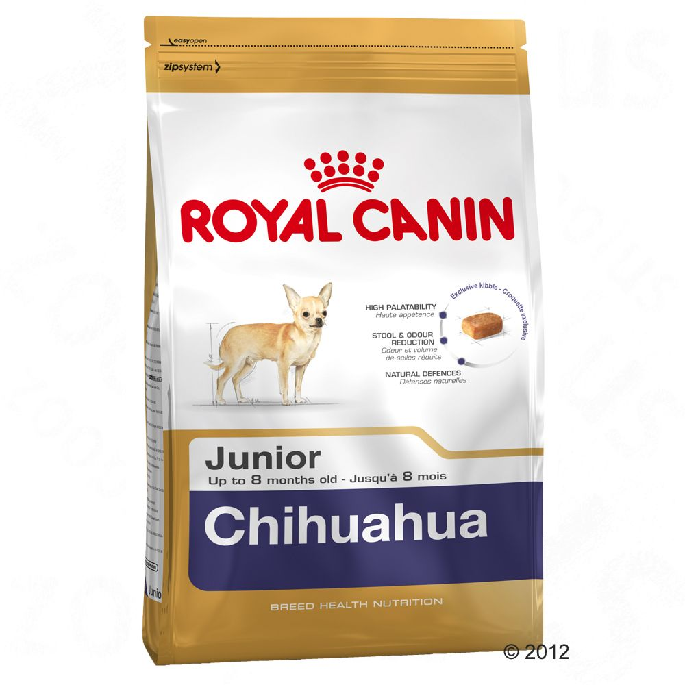 Chien Croquettes Royal Canin Breed Chihuahua
