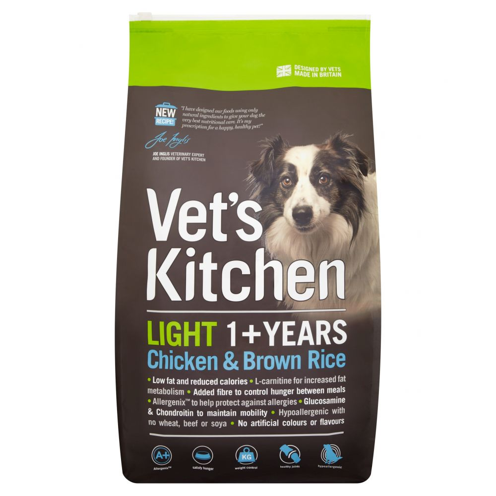 Kitchen Adult Light Chicken & Brown Rice Dry Dog Food