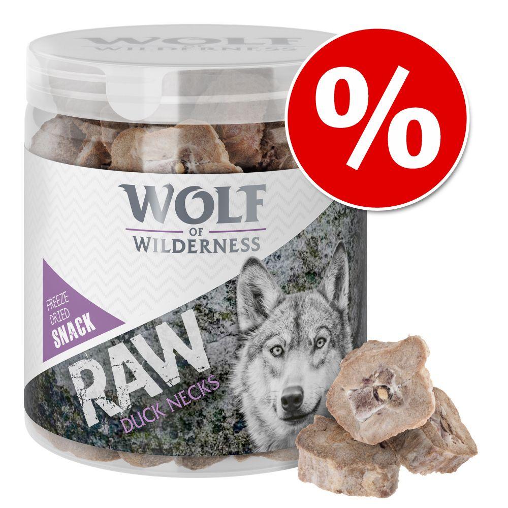Wolf of Wilderness RAW snacks liofilizados premium ¡a un precio especial! - Pulmón de cordero (50 g)