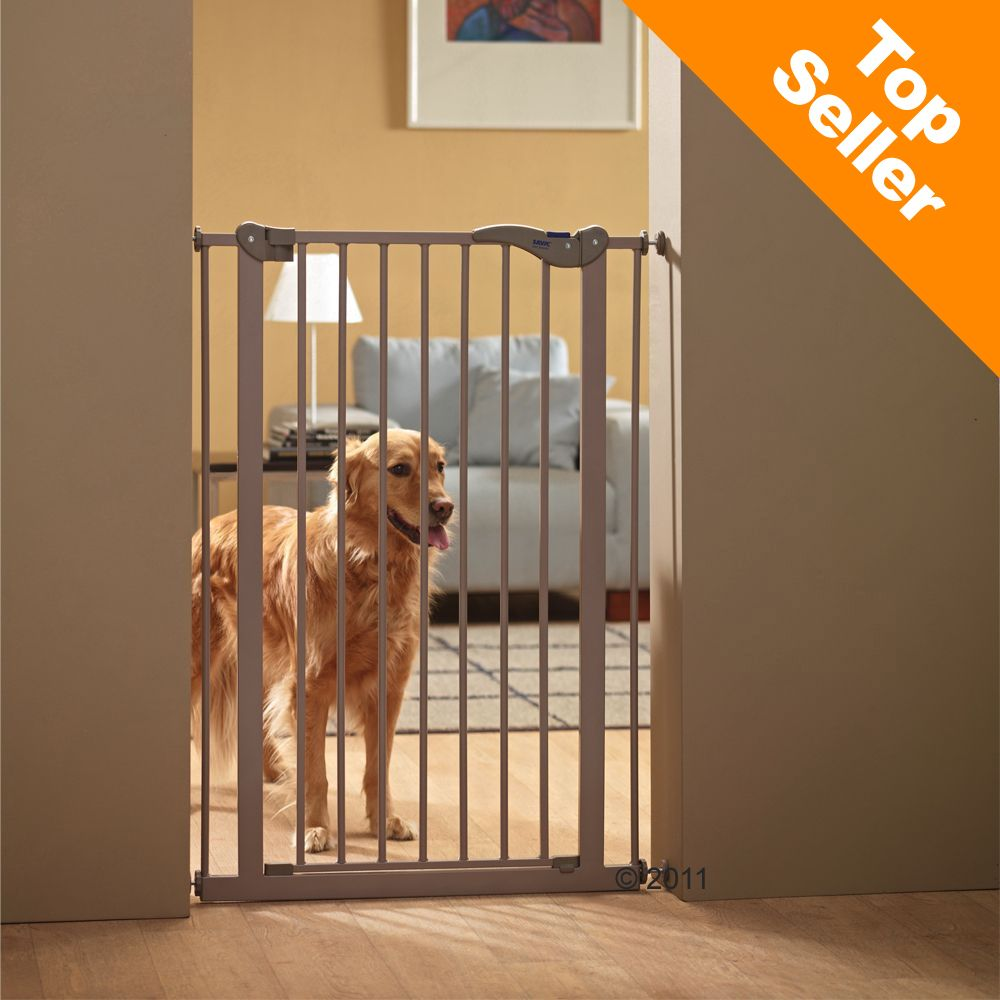 Savic Dog Barrier hundgrind – H 75 x B 75-84 cm