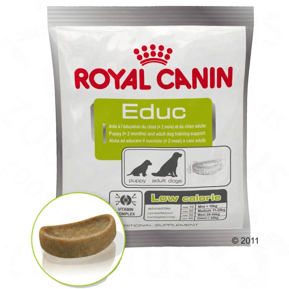 Royal Canin Educ Belohnungssnack - 10 x 50 g
