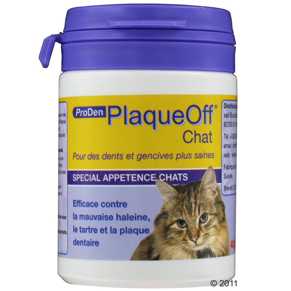 ProDen PlaqueOff Dental Care for Cats - 40g