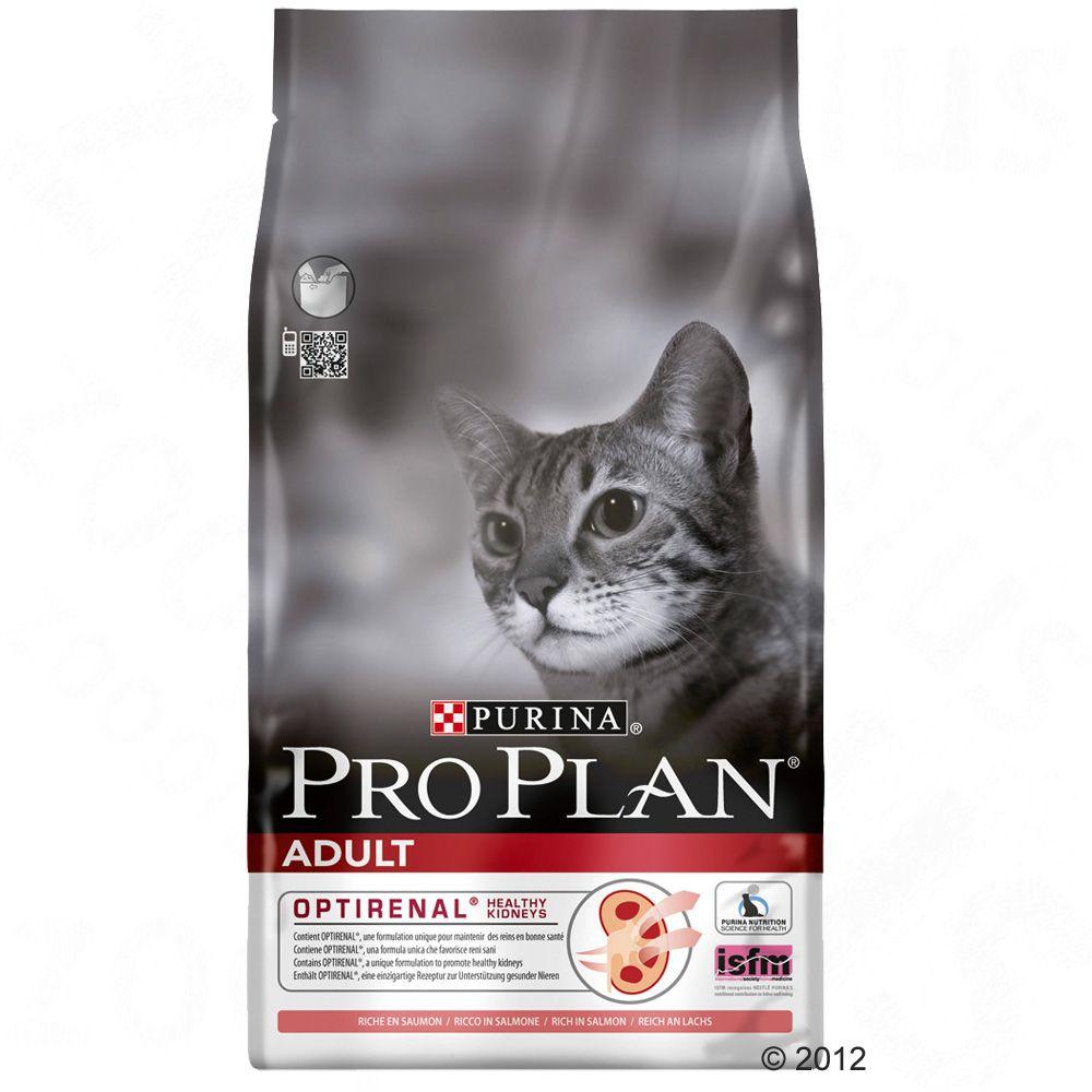 Purina Pro Plan Adult, łosoś i ryż - 3 kg