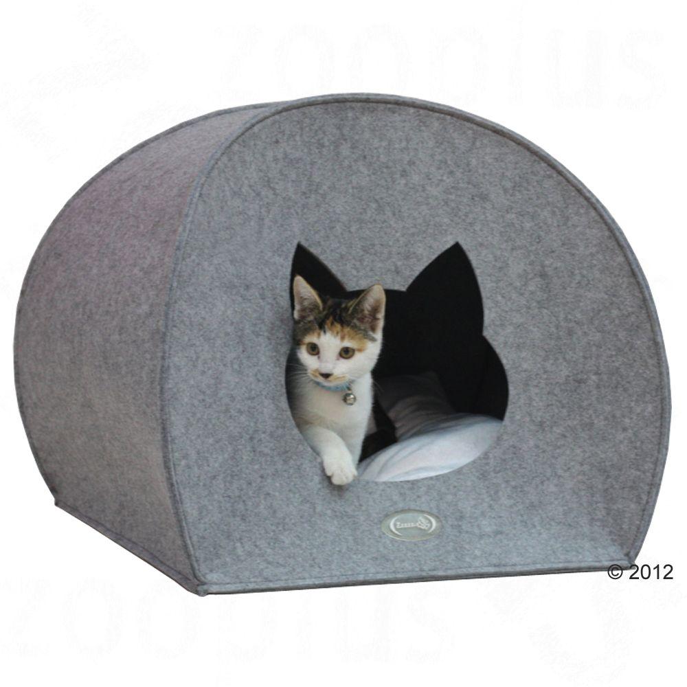 Katzenhöhle Big Filzi - Waschbeutel XL: L 75 x B 80 cm
