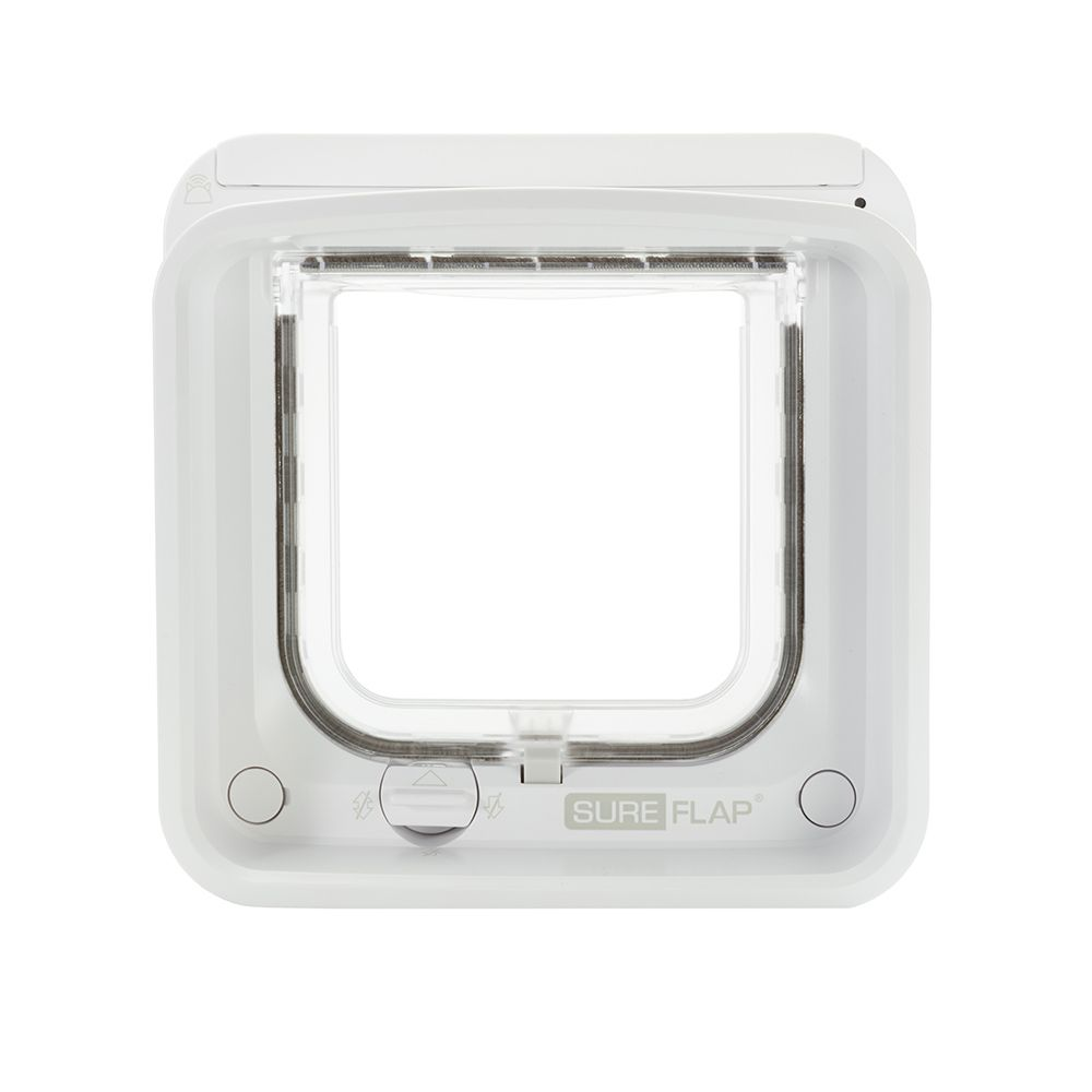 SureFlap Microchip Cat Flap Connect Set - Flap + Hub