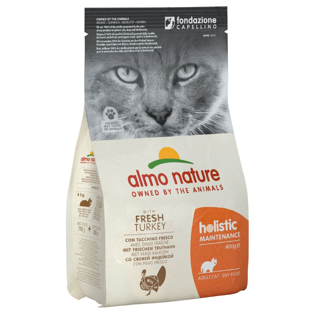 Almo Nature Holistic Turkey & Rice - 12 kg