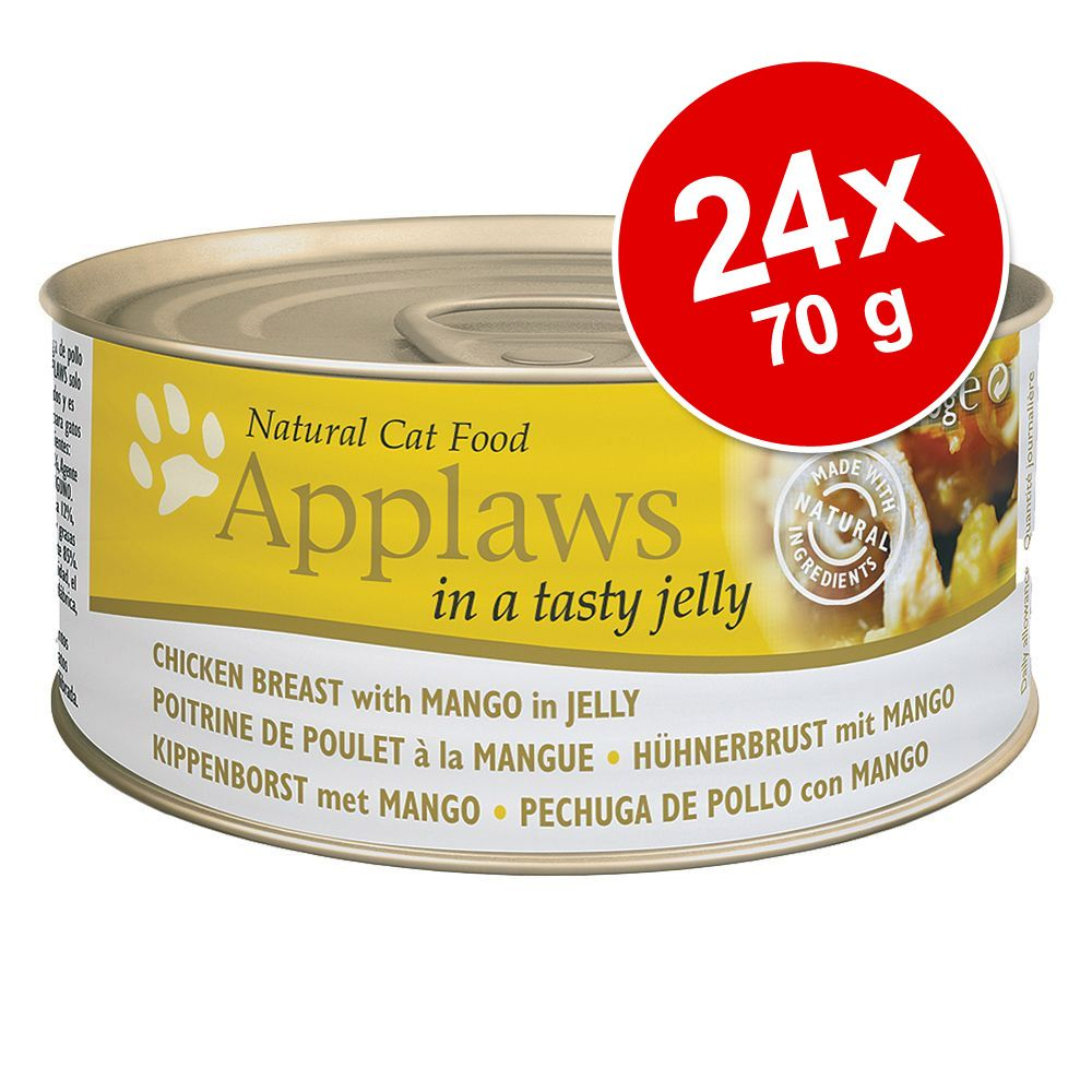 Foto Applaws in Jelly 24 x 70 g - Selezione in gelatina