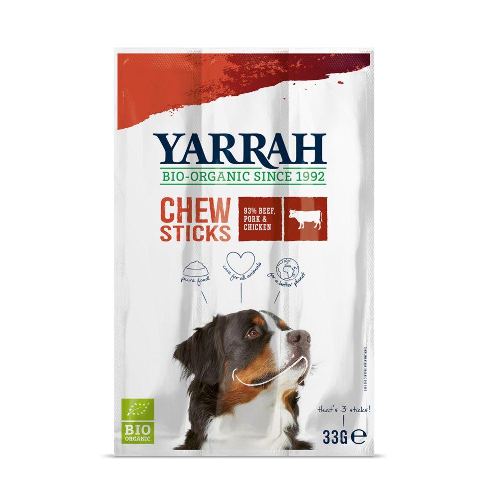 Yarrah Bio Hunde-Kausticks - 6 x 33 g