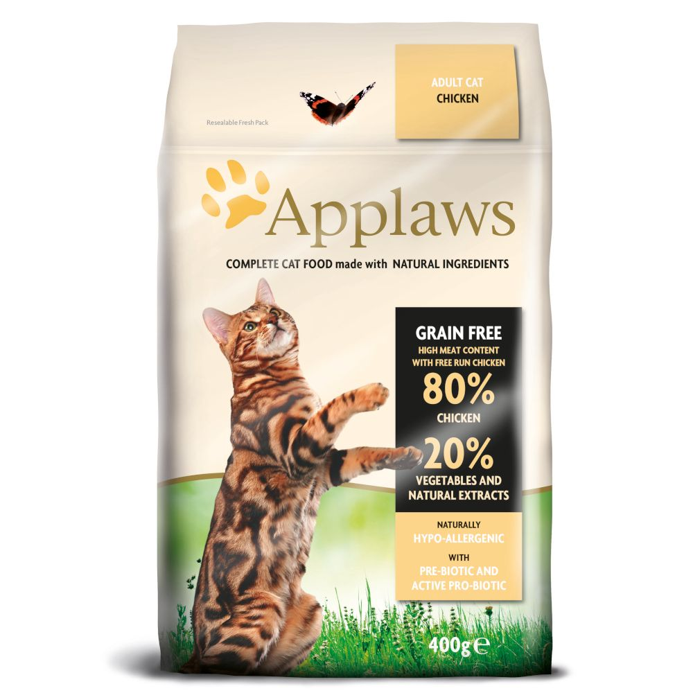 Applaws Adult Chicken - spannmålsfritt - 400 g