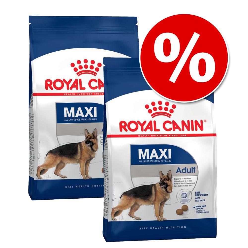 Sparpaket Royal Canin Size - Maxi Joint Care (2...