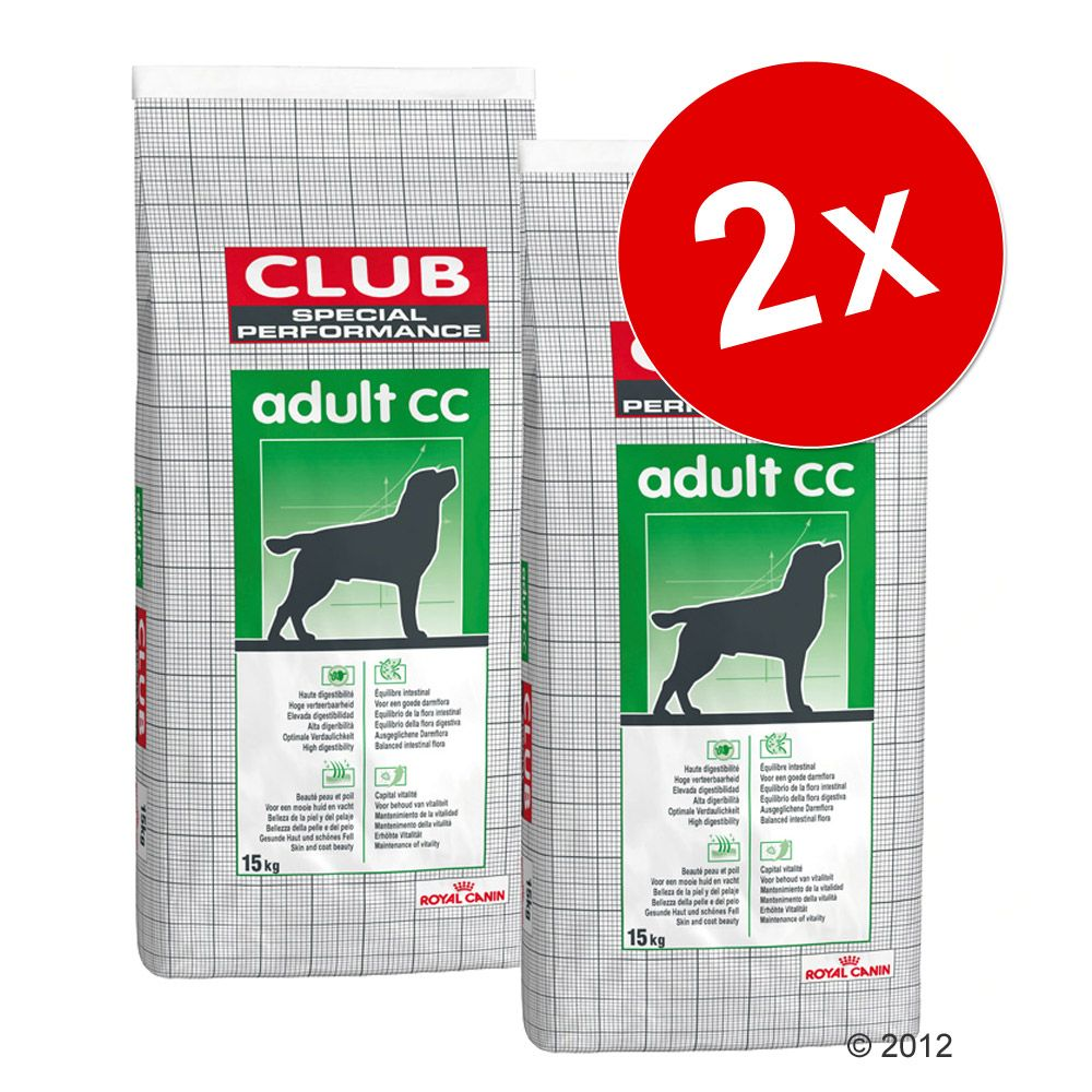 Chien Croquettes Royal Canin Club Selection Lots économiques