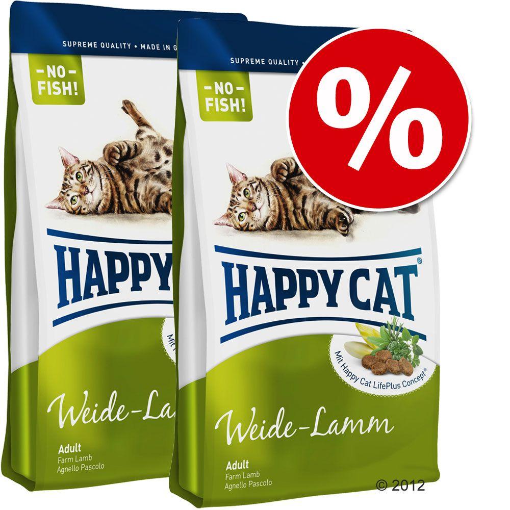 Sparpaket Happy Cat 2 x Gebinde - Nierendiät (3 x 1,8 kg)