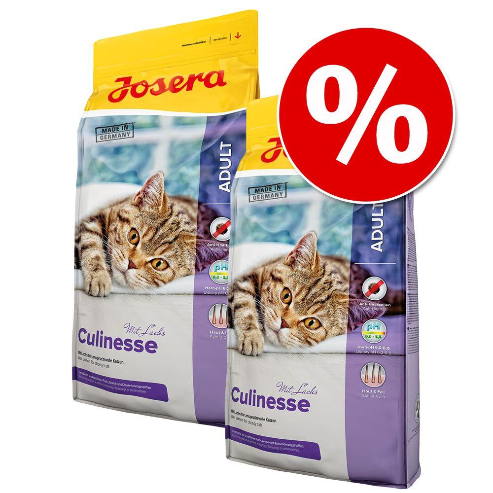 Ekonomipack: 2 x 2 kg Josera kattfoder - Minette