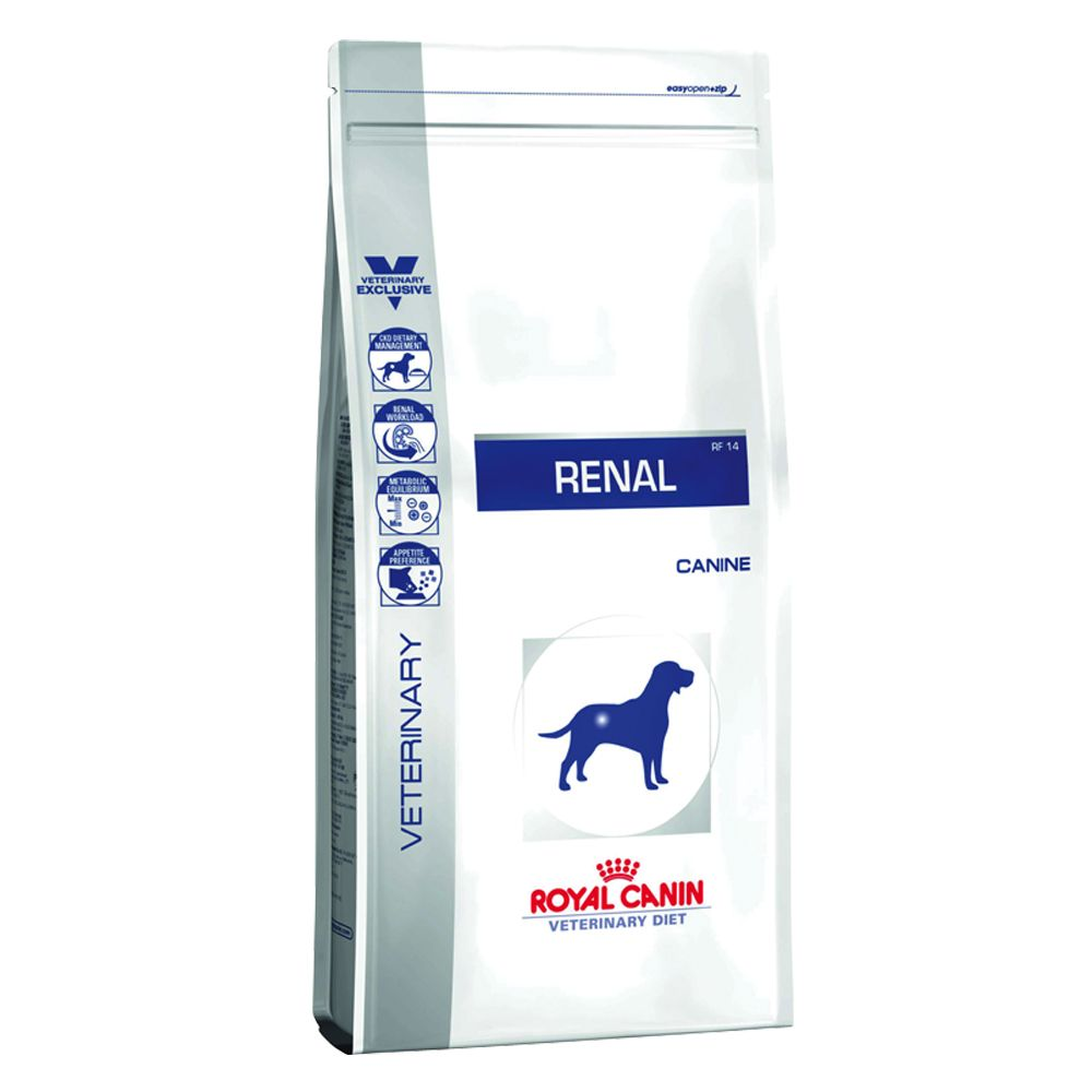 Royal Canin Veterinary Diet Dog - Renal RF 14 - 7kg