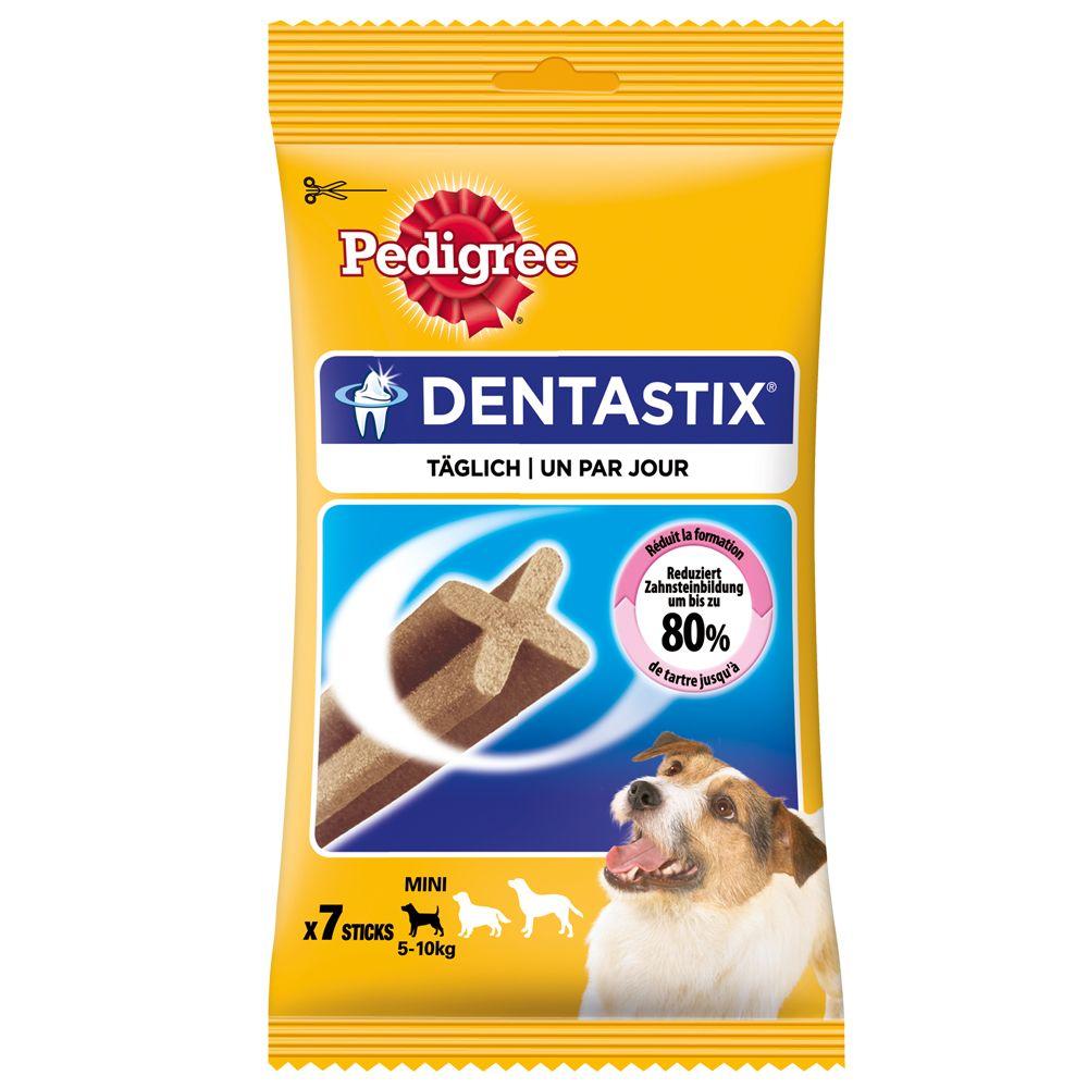 Pedigree DentaStix - Dla małych psów, 110 g, 7 szt