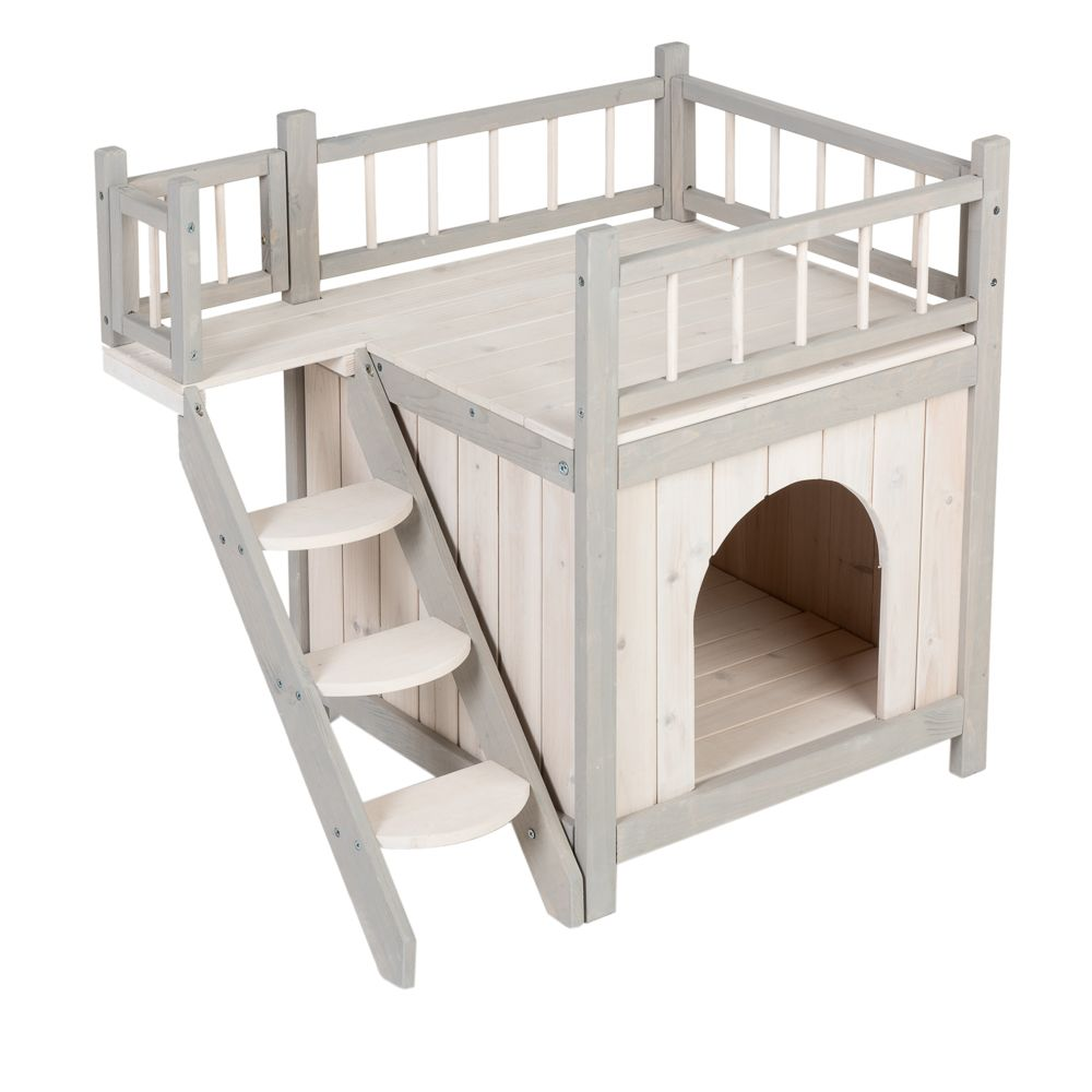Prince Cat Playhouse 70 x 49 x 65cm ( L x W x H)