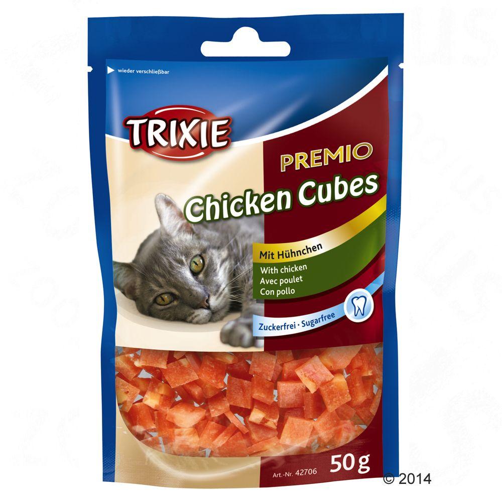 Trixie Premio Chicken Cubes - 3 x 50 g