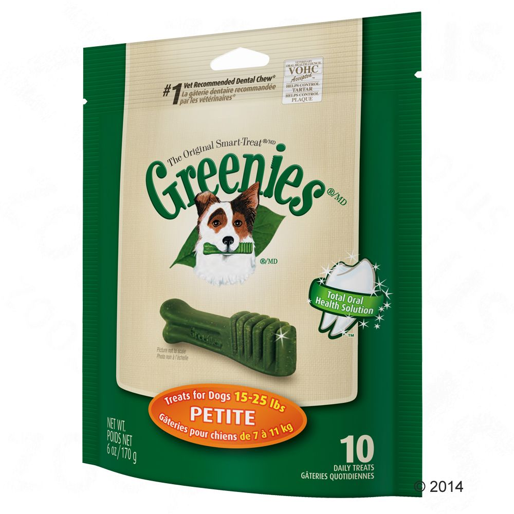 Greenies Petite przysmak