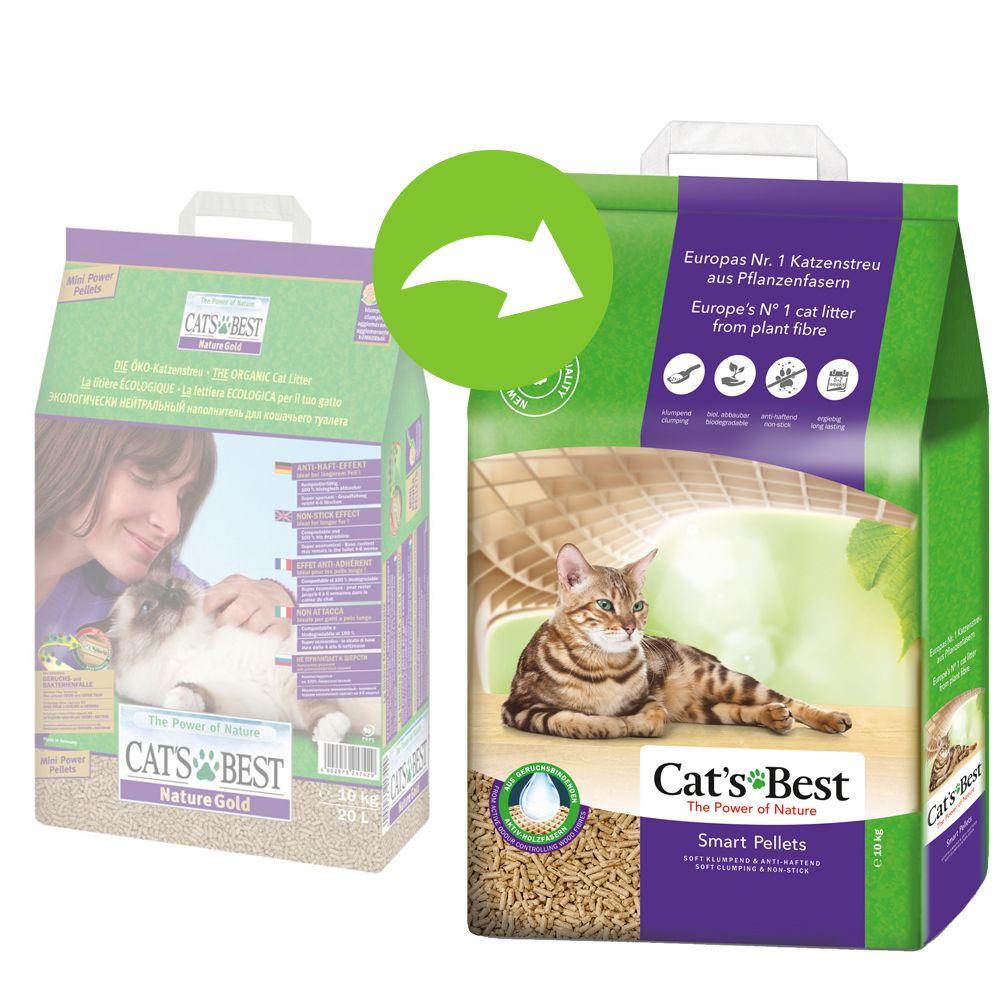 Cat´s Best Nature Gold / Smart Pellets Katzenst...