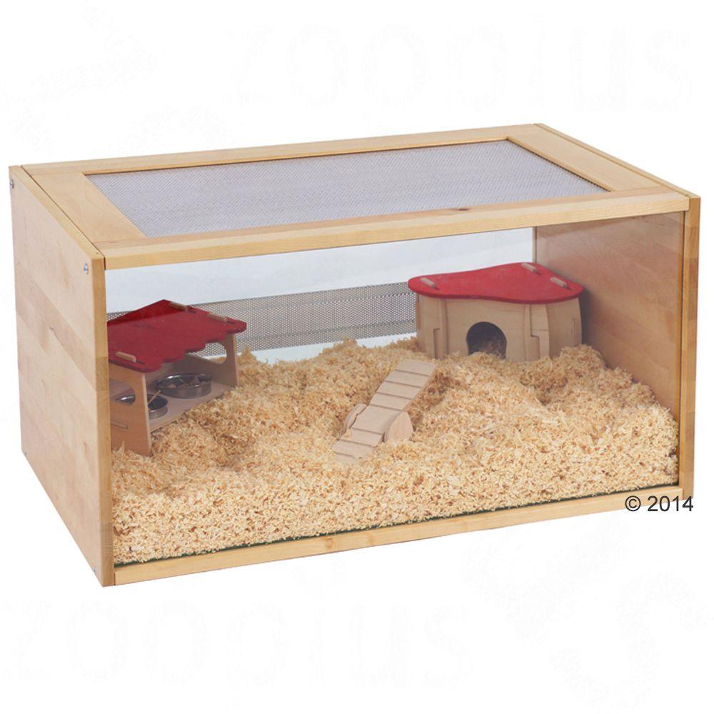 Rongeur Co Cage Skyline Cages Skyline pour hamster et souris