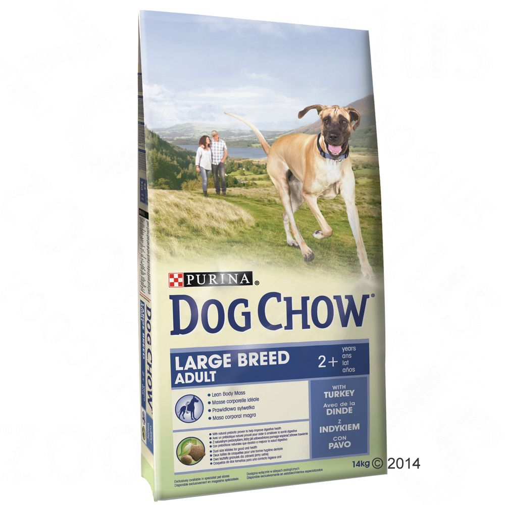 Purina Dog Chow Large Bre