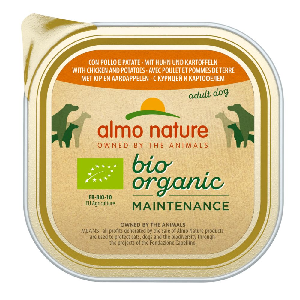 Bilde av Almo Nature Bioorganic Maintenance 27 X 300 G - Blandet Pakke