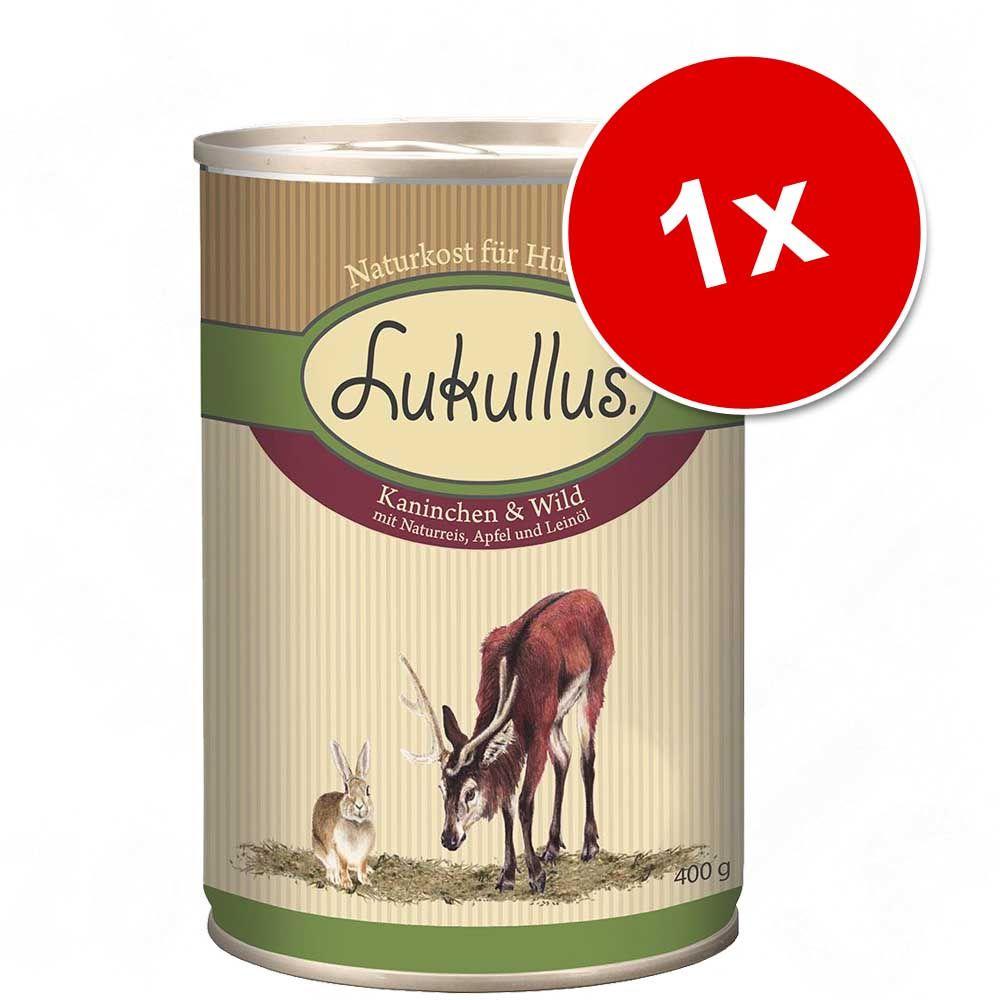 Lukullus Natural, 1 x 400