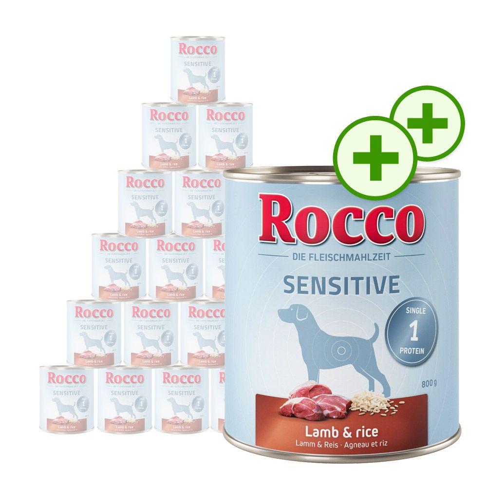 2-fach Bonuspunkte auf Sparpaket Rocco Sensitiv...
