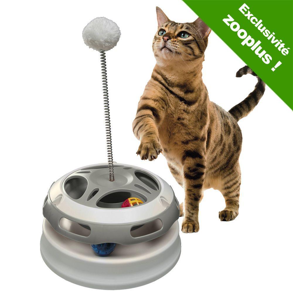 Jouet Carrousel Flashlight pour chat - 1 jouet