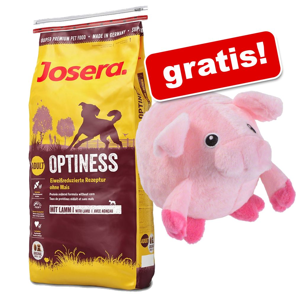 15 kg Josera + Massage Schweinchen gratis! - Kids
