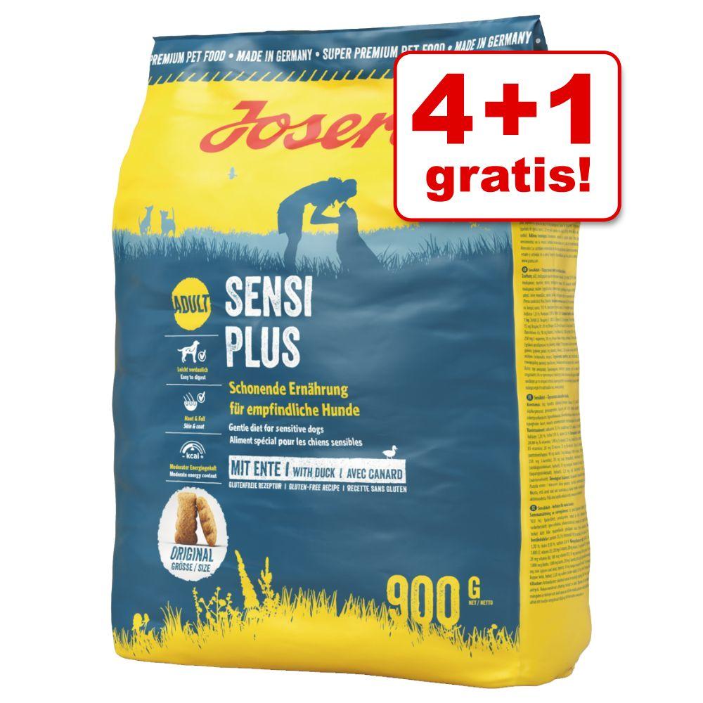 3,6 kg + 900 g gratis! 4,5 kg Josera Hundefutter - Festival (5 x 900 g)