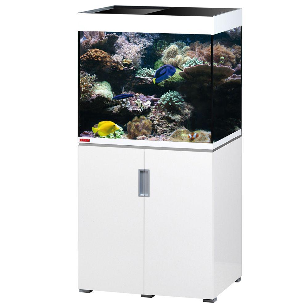 Foto Set acquario + supporto EHEIM incpiria 200 marine - bianco laccato MP Acquari  fino a 80 cm