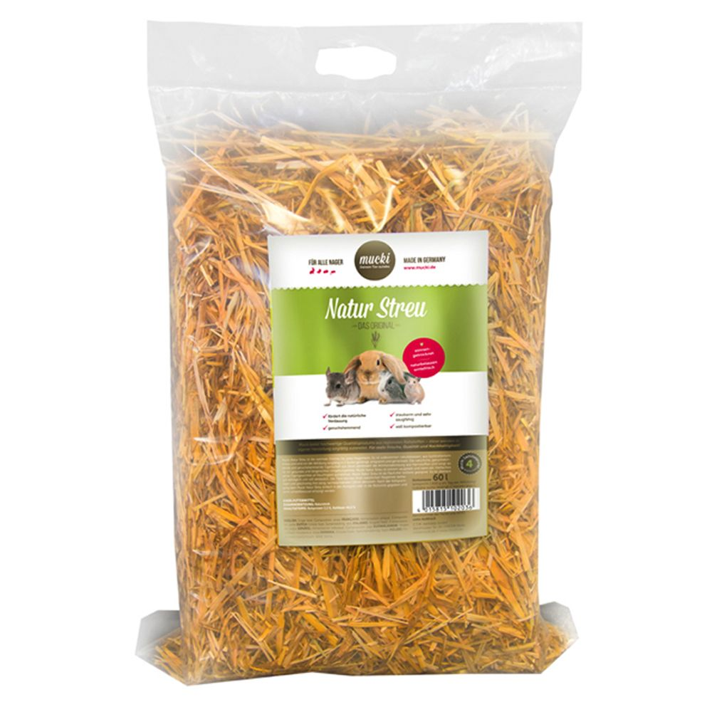 Mucki Nature Straw - 60l
