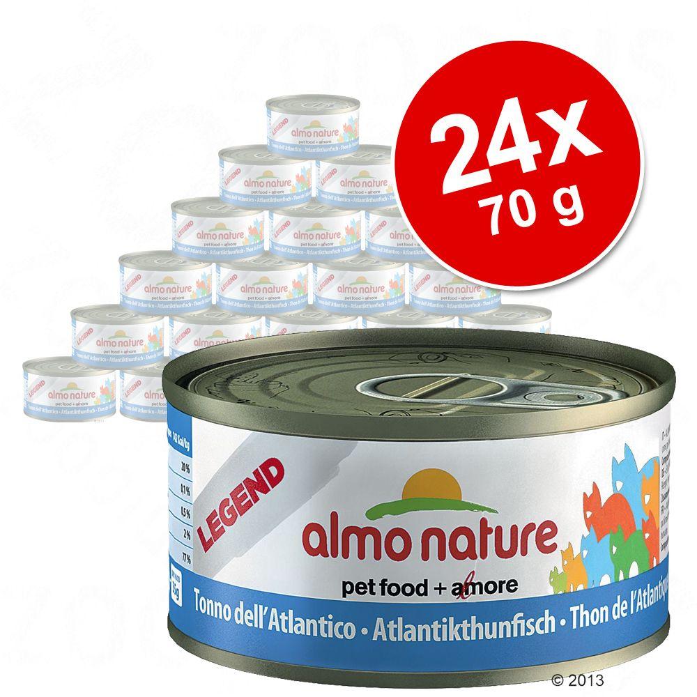 Megapakiet Almo Nature Le