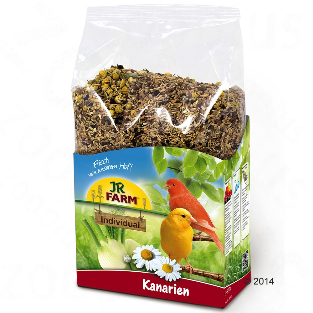 1kg Individual canari JR Farm - Nourriture pour canari