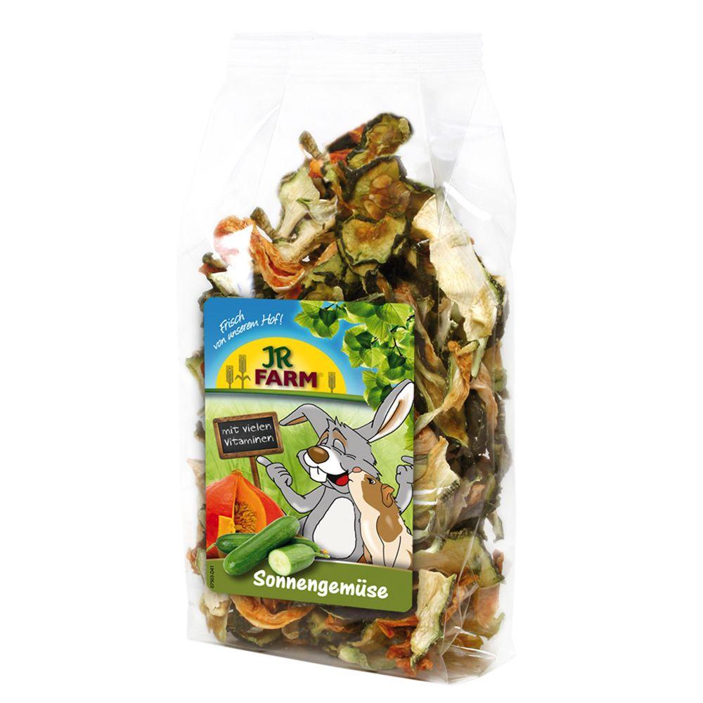 JR Farm Légumes du soleil pour rongeur et lapin - 200 g