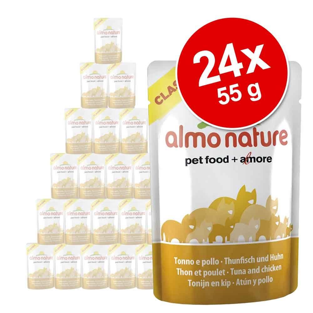 Megapakiet Almo Nature Cl